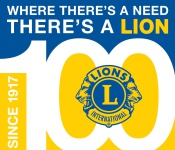 Lions International is 100 years in 2017.